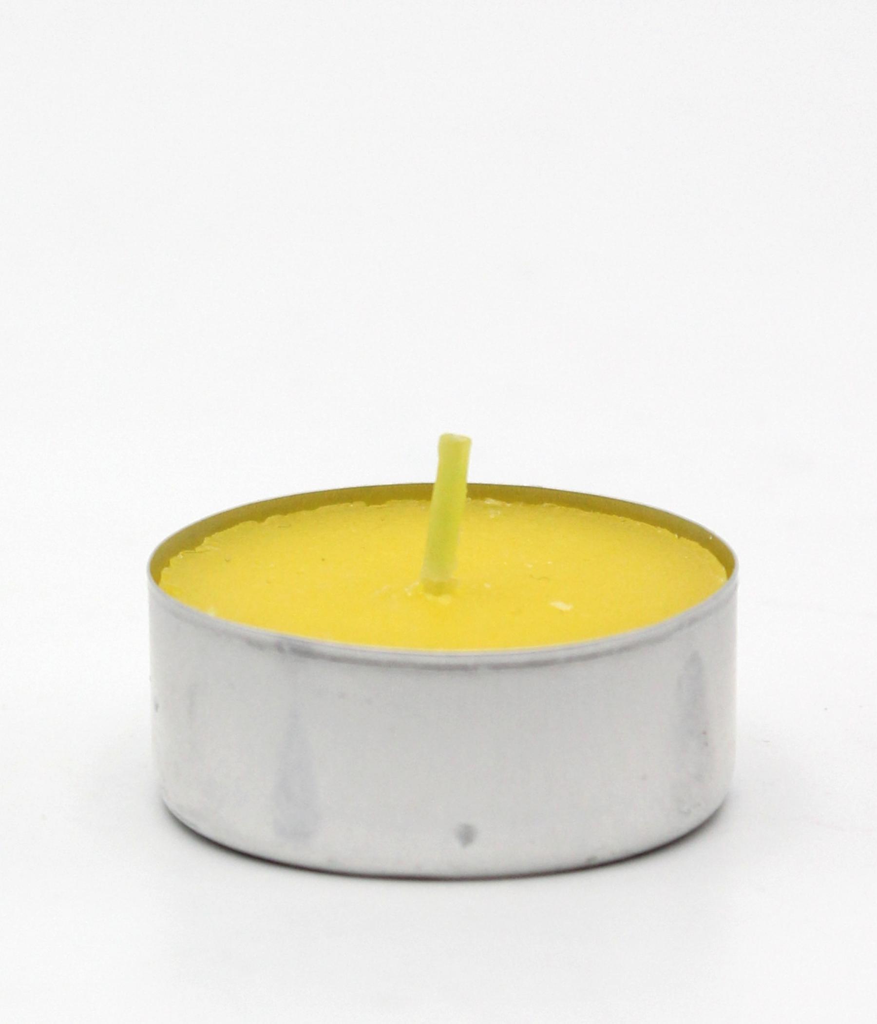 Tealights - linea CITRONELLA