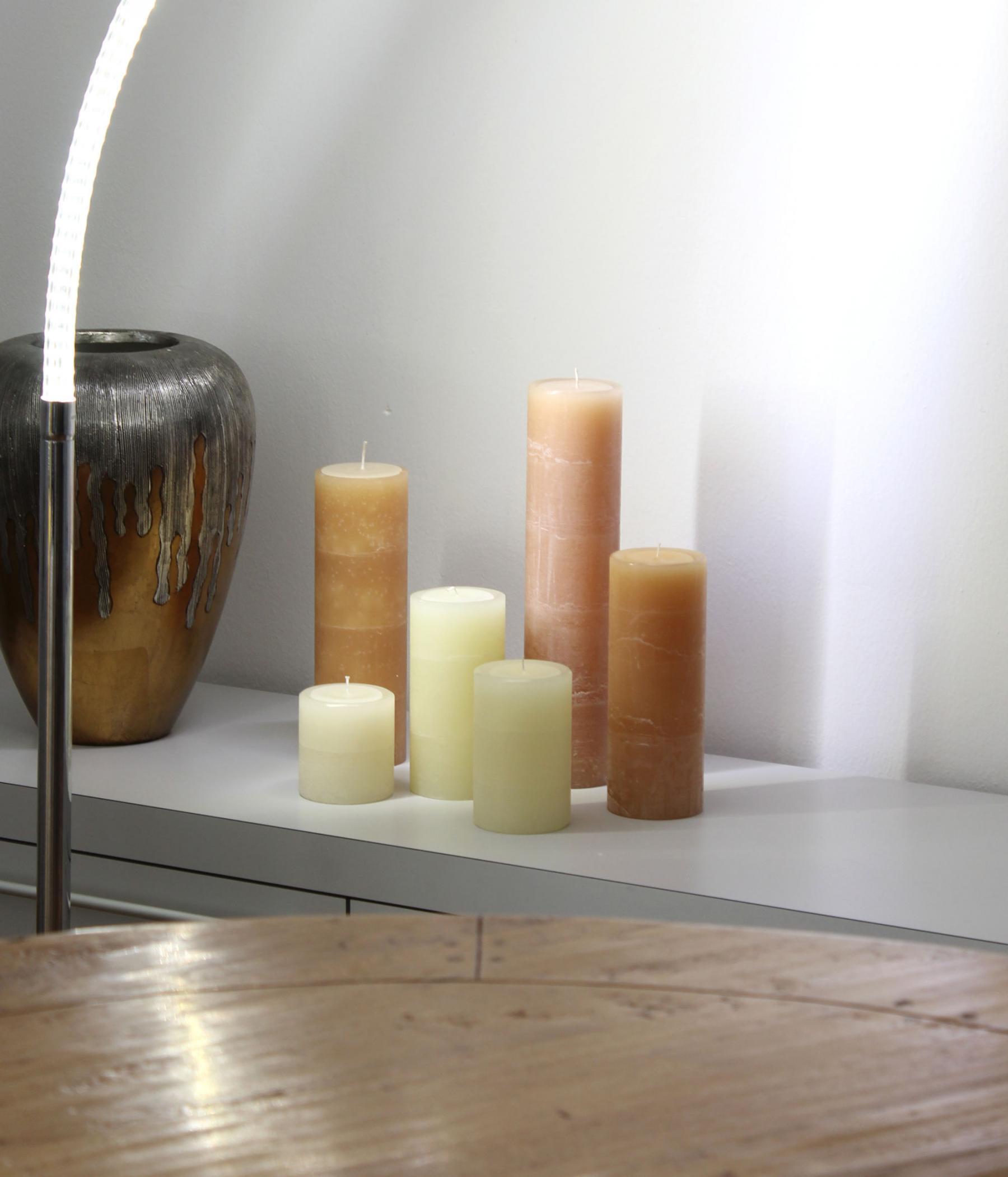 Candela cilindrica - linea TREND
