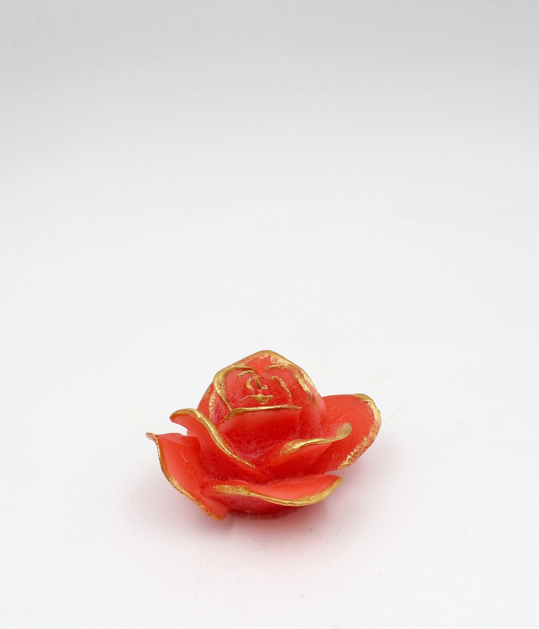Rosa galleggiante spugnata