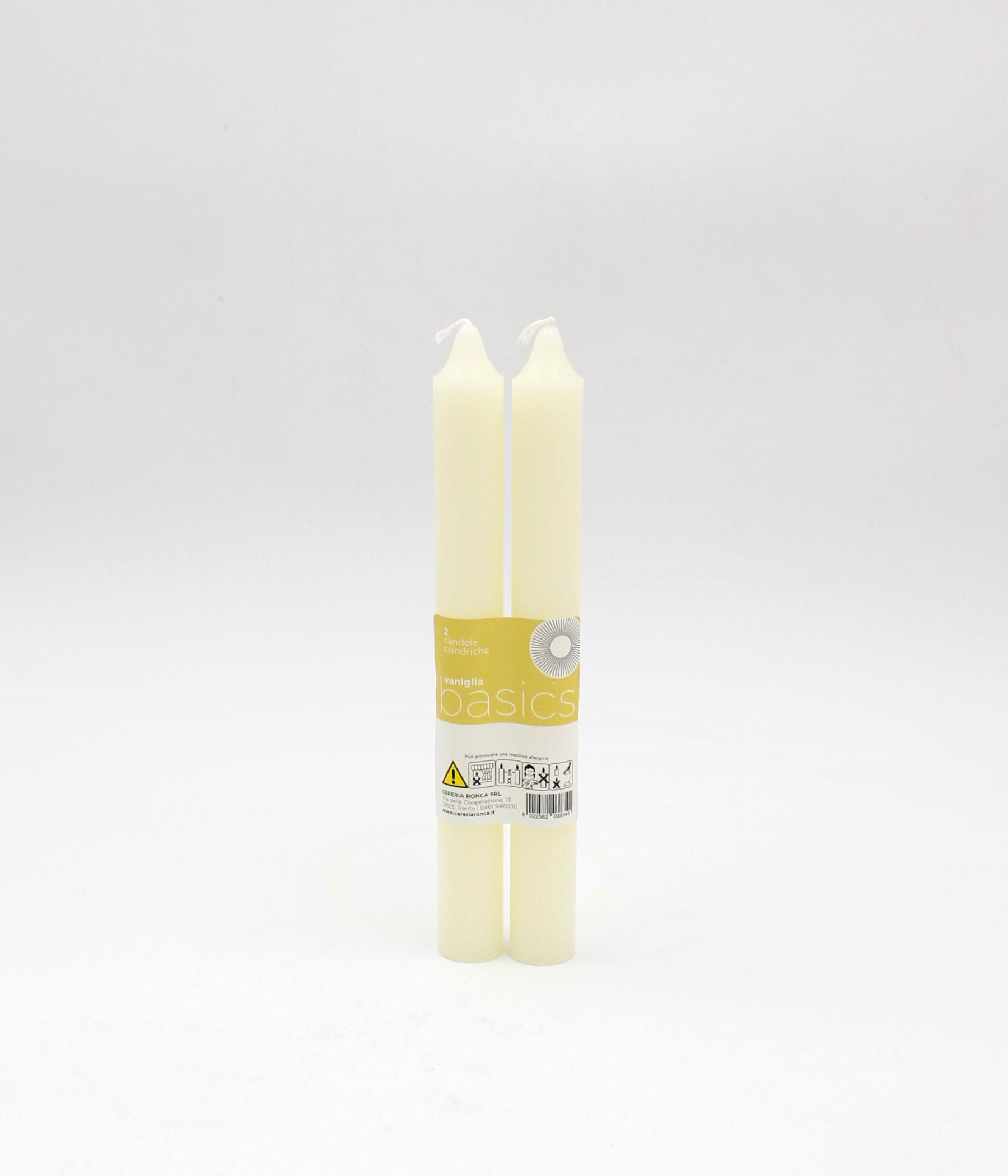 Basic candela cilindrica