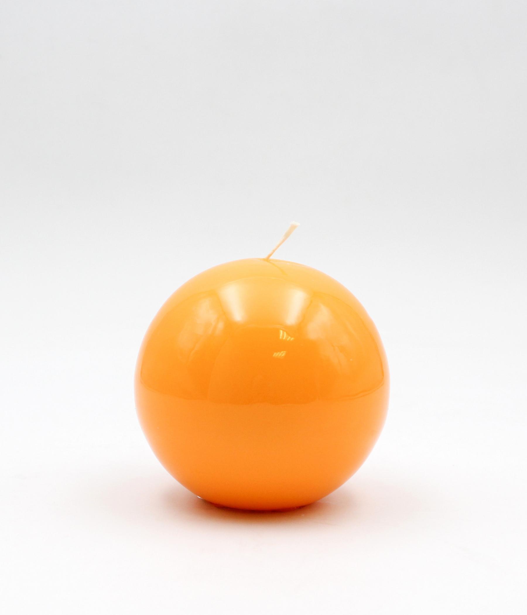 Candela sfera laccata / opaca