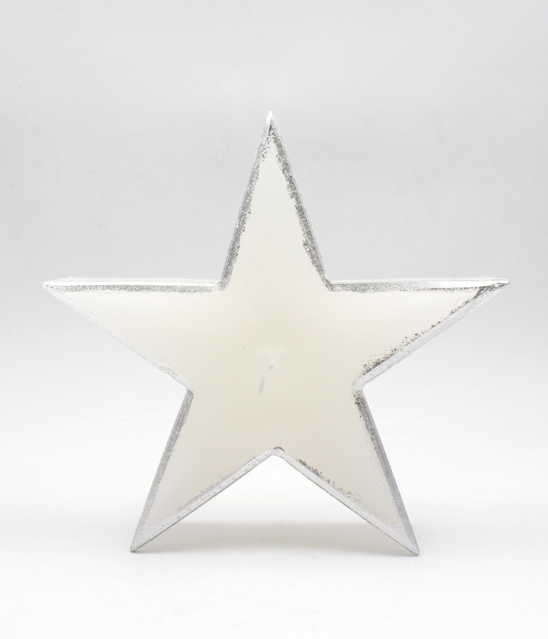 Candela stella piccola