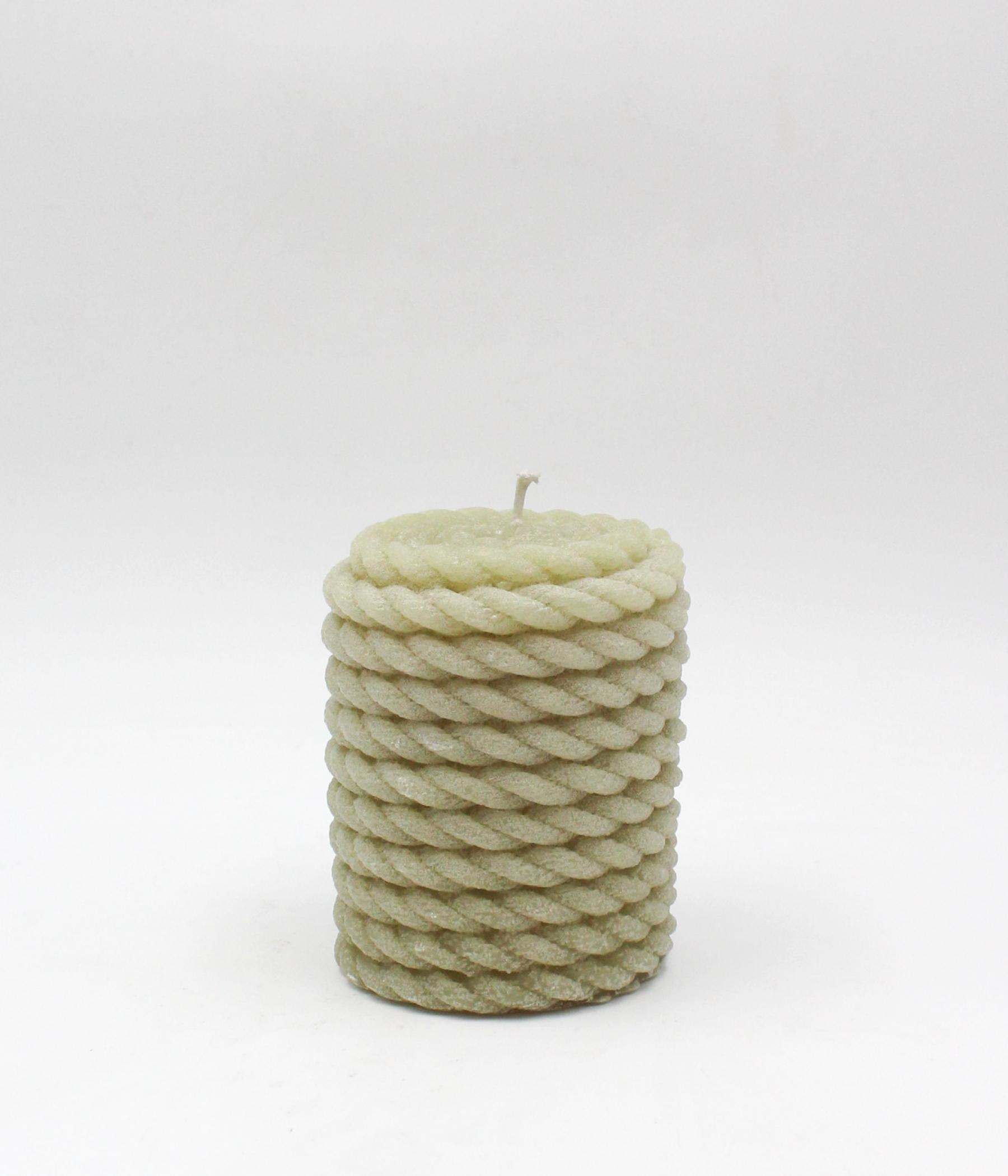 Candela corda cilindro
