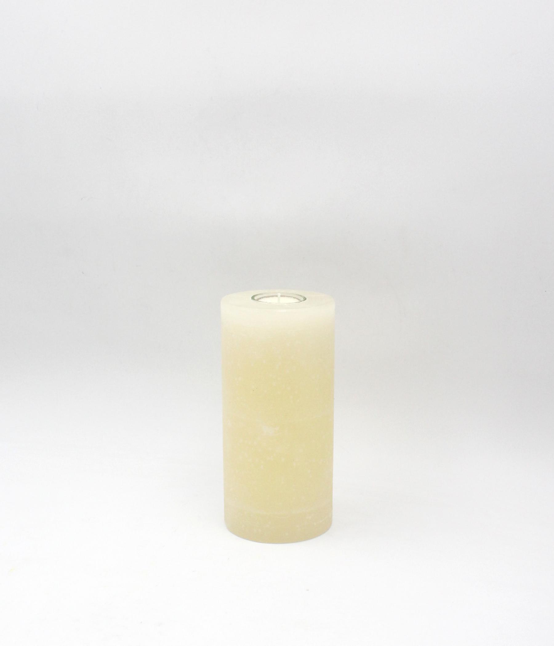 Trend candela cilindrica porta tealight