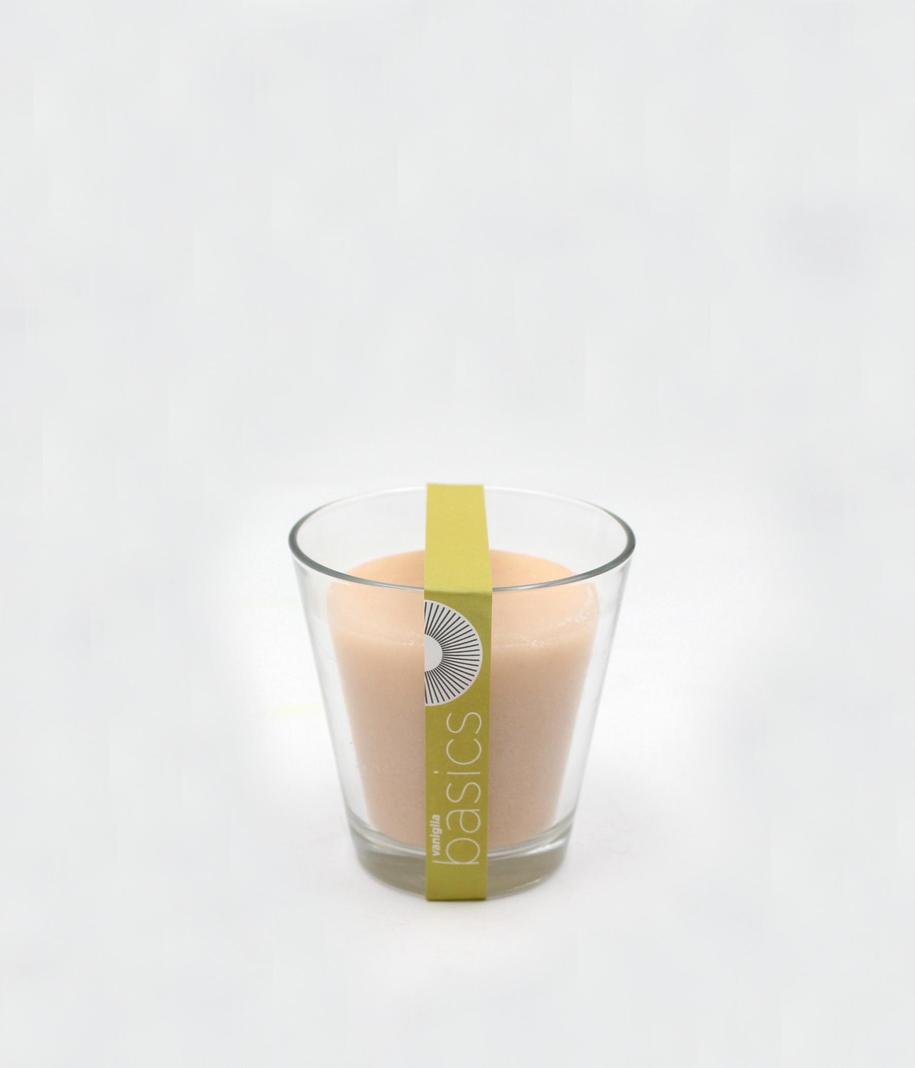 Basic candela bicchiere