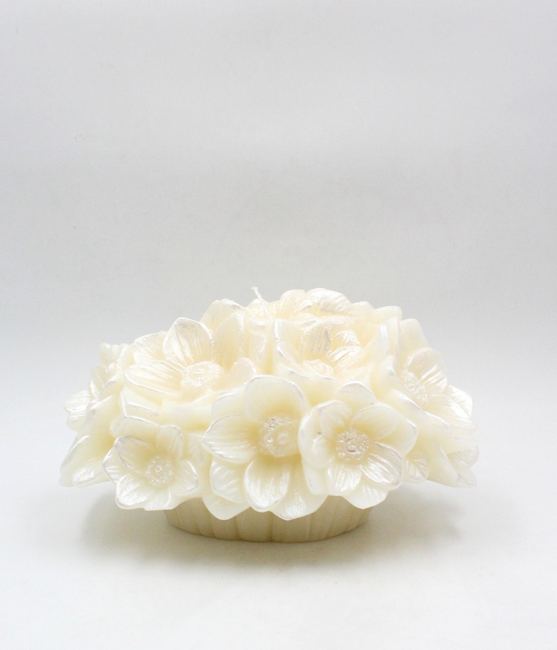 Stylnove candela chioma fiori