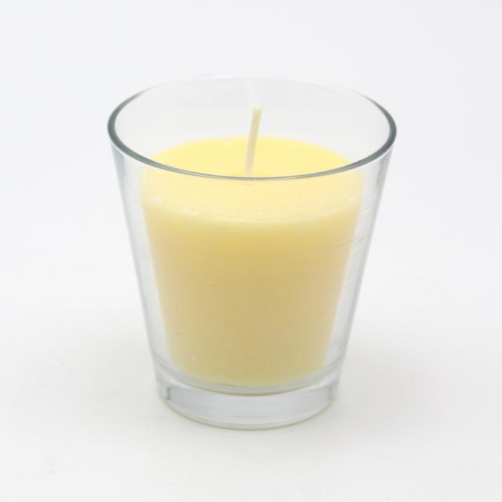 Candela bicchiere - linea CITRONELLA