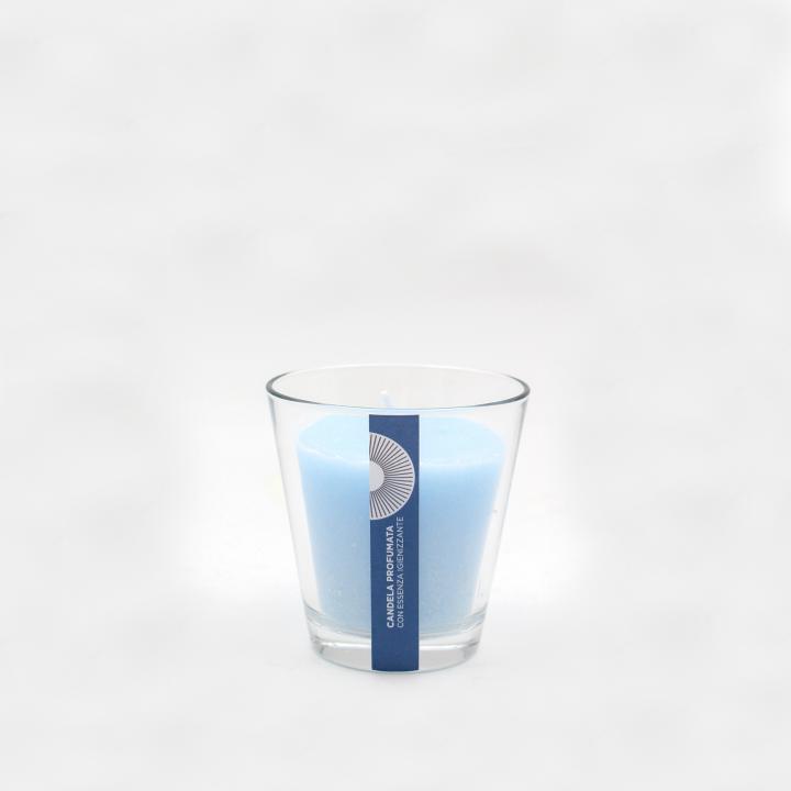 Candela bicchiere - linea IGENIZZANTE