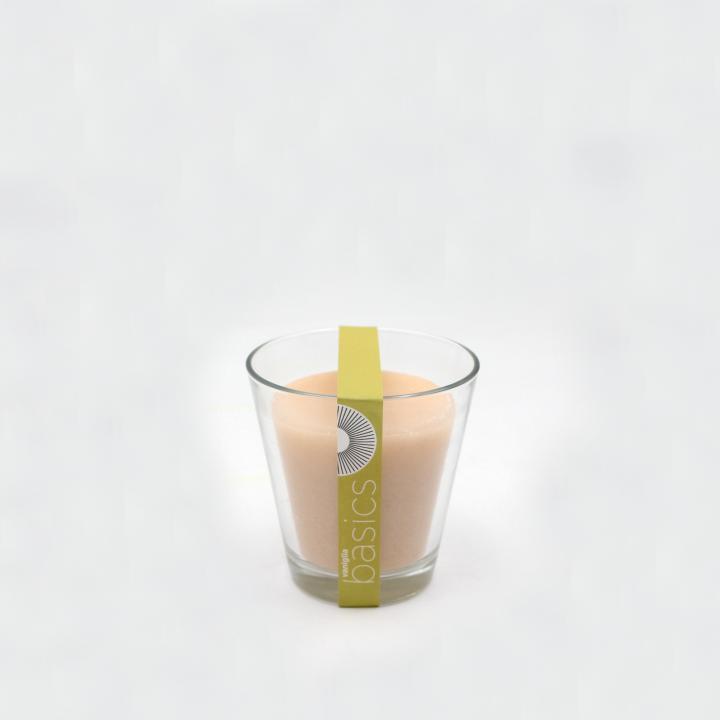 Candela bicchiere - linea BASIC