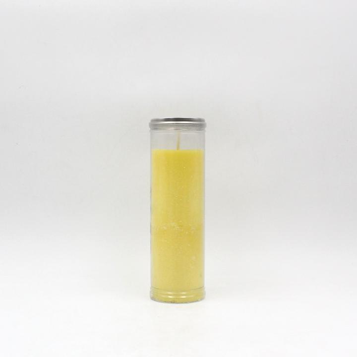 Lumino trasparente pasta gialla