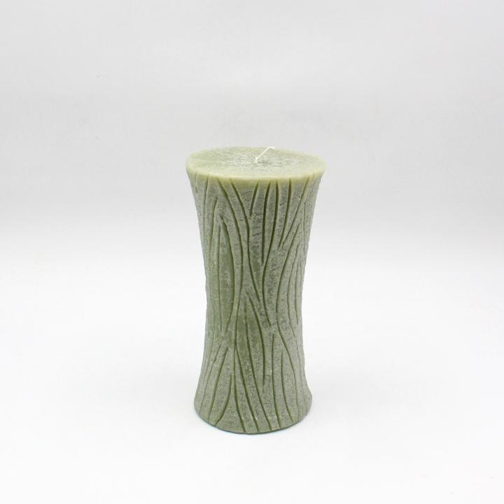Wood candela cono