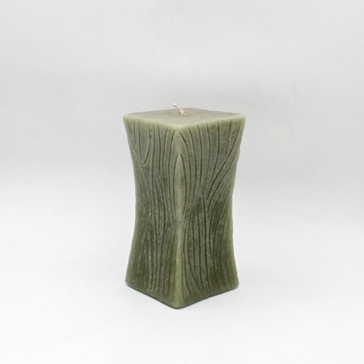 Wood candela volume