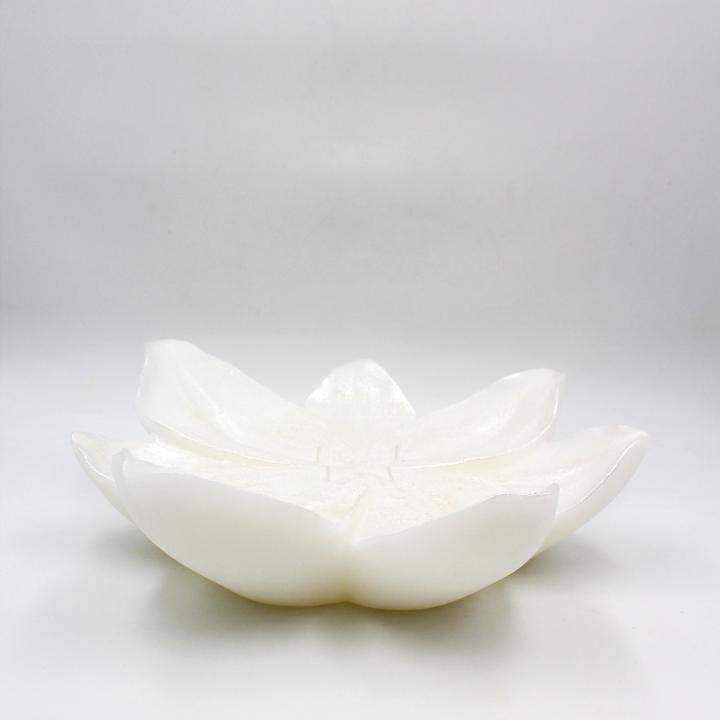 Stylnove candela ninfea bianca