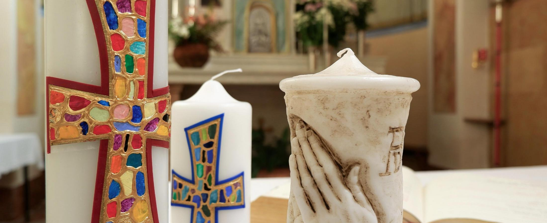 candele religiose - categoria